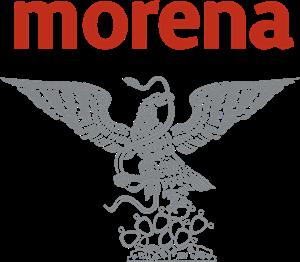 Partido Movimiento de Regeneración Nacional Logo ,Logo , icon , SVG Partido Movimiento de Regeneración Nacional Logo
