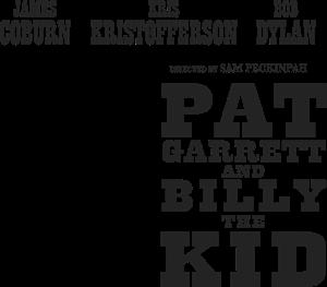 Pat Garrett & Billy the Kid (1973) Logo ,Logo , icon , SVG Pat Garrett & Billy the Kid (1973) Logo