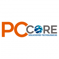 PC Core Logo ,Logo , icon , SVG PC Core Logo