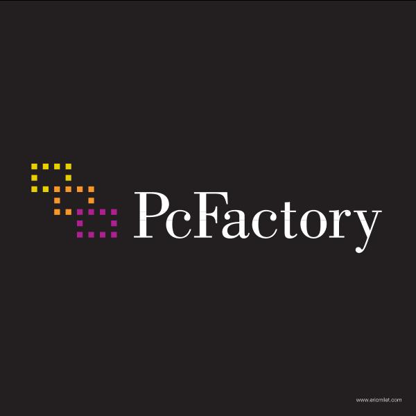 PC Factory Logo ,Logo , icon , SVG PC Factory Logo