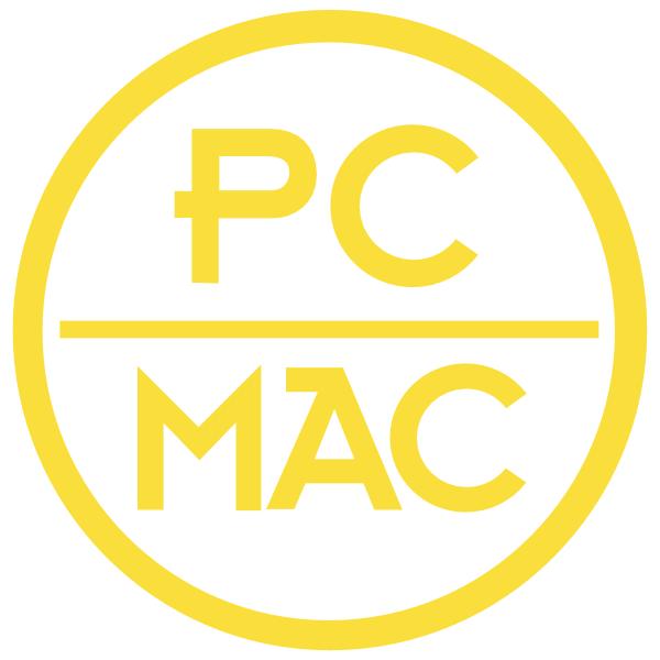 PC MAC ,Logo , icon , SVG PC MAC