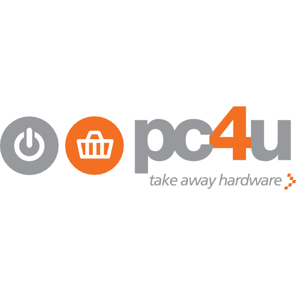 PC4U Logo ,Logo , icon , SVG PC4U Logo