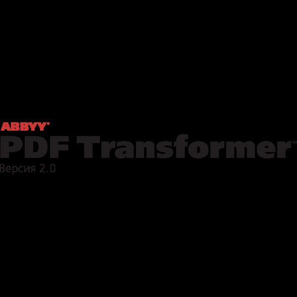 PDF-Transformer Logo