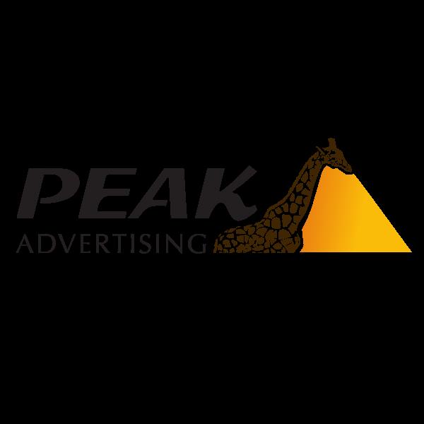 Peak Advertising Logo ,Logo , icon , SVG Peak Advertising Logo