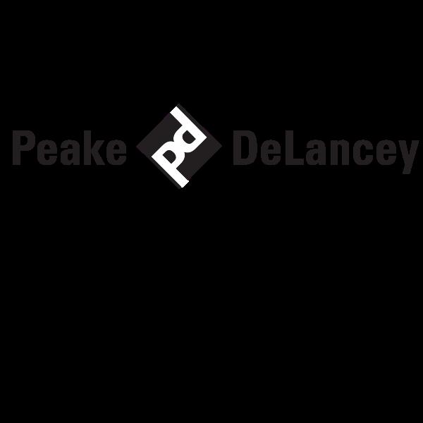 Peake DeLancey Printers Logo ,Logo , icon , SVG Peake DeLancey Printers Logo