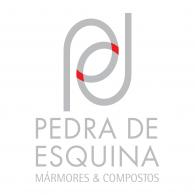 Pedra de Esquina Logo ,Logo , icon , SVG Pedra de Esquina Logo