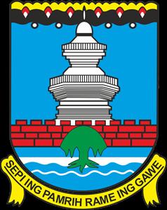 Pemda serang Logo ,Logo , icon , SVG Pemda serang Logo