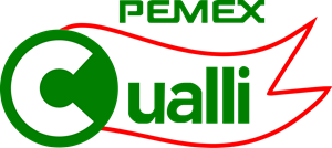 Pemex cualli Logo