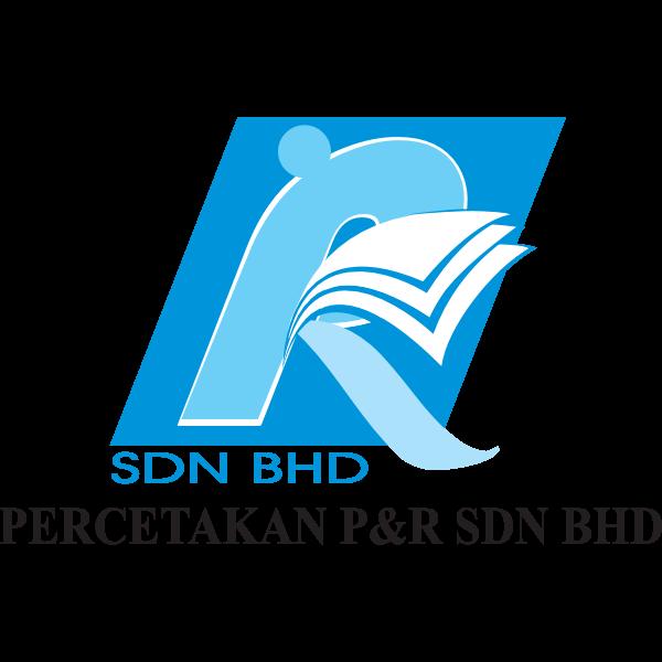 PERCETAKAN P&R SDN BHD Logo ,Logo , icon , SVG PERCETAKAN P&R SDN BHD Logo