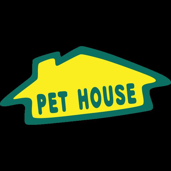 Pet House Logo ,Logo , icon , SVG Pet House Logo