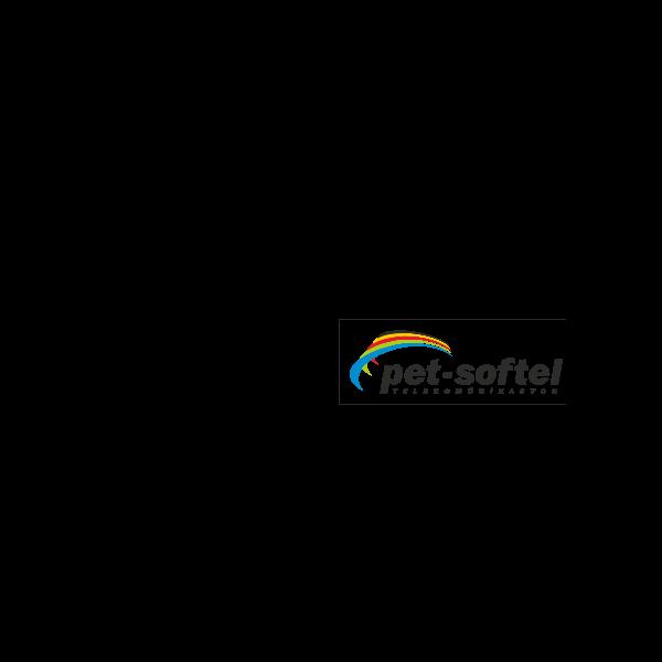 pet-softel Logo ,Logo , icon , SVG pet-softel Logo