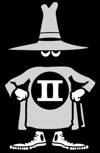 Phantom II Logo ,Logo , icon , SVG Phantom II Logo