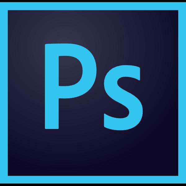 Photoshop Cc ,Logo , icon , SVG Photoshop Cc
