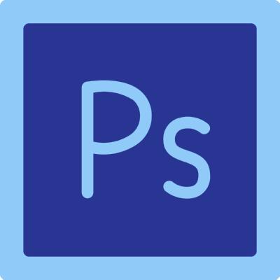 photoshop ,Logo , icon , SVG photoshop