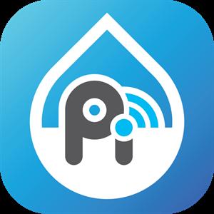 PiFlood App Logo ,Logo , icon , SVG PiFlood App Logo