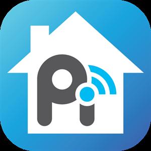 PiHome Series App Logo ,Logo , icon , SVG PiHome Series App Logo