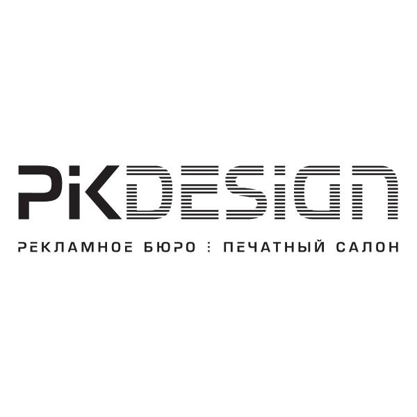 PIK Design & Advertising Group Logo ,Logo , icon , SVG PIK Design & Advertising Group Logo
