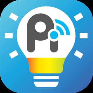 PiLighting App Logo ,Logo , icon , SVG PiLighting App Logo