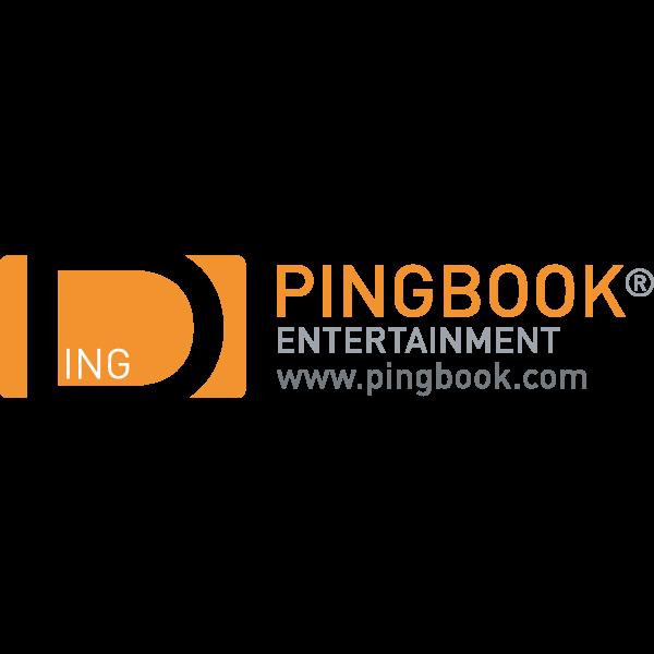 Pingbook Entertainment Logo ,Logo , icon , SVG Pingbook Entertainment Logo