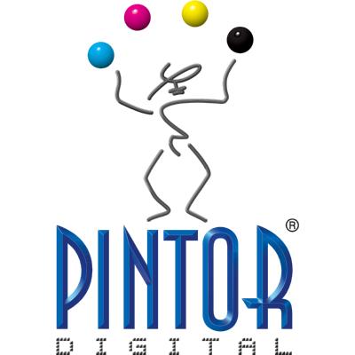 Pintor Digital Press Logo ,Logo , icon , SVG Pintor Digital Press Logo