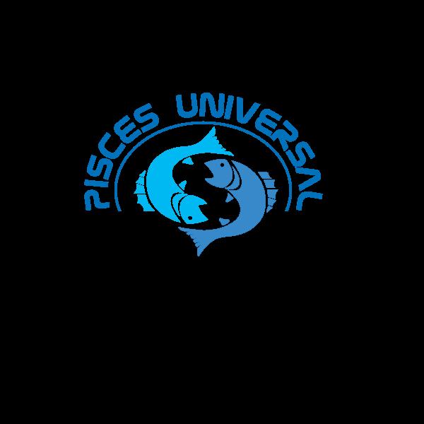 Pisces Universal Logo ,Logo , icon , SVG Pisces Universal Logo