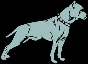 pit bull Logo ,Logo , icon , SVG pit bull Logo