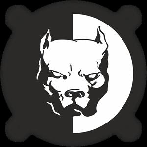 Pitbull Plat Logo ,Logo , icon , SVG Pitbull Plat Logo