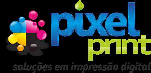 Pixel Print Logo ,Logo , icon , SVG Pixel Print Logo