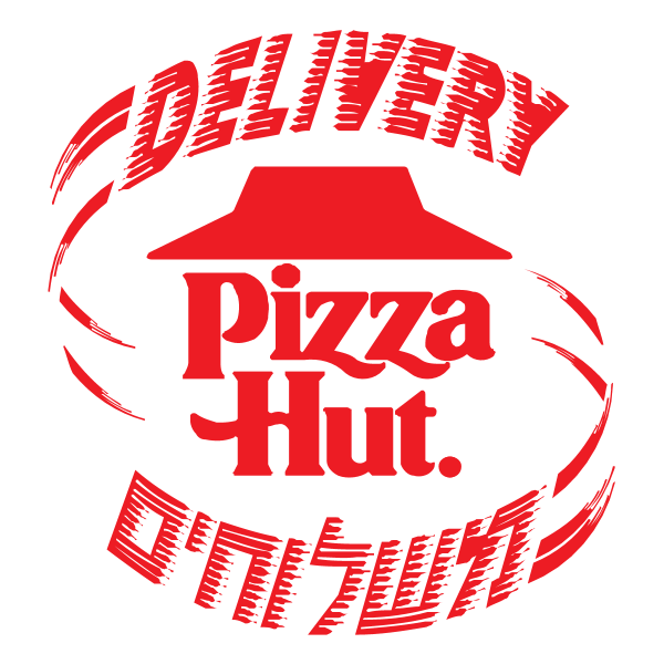 Pizza Hut Israel Logo ,Logo , icon , SVG Pizza Hut Israel Logo