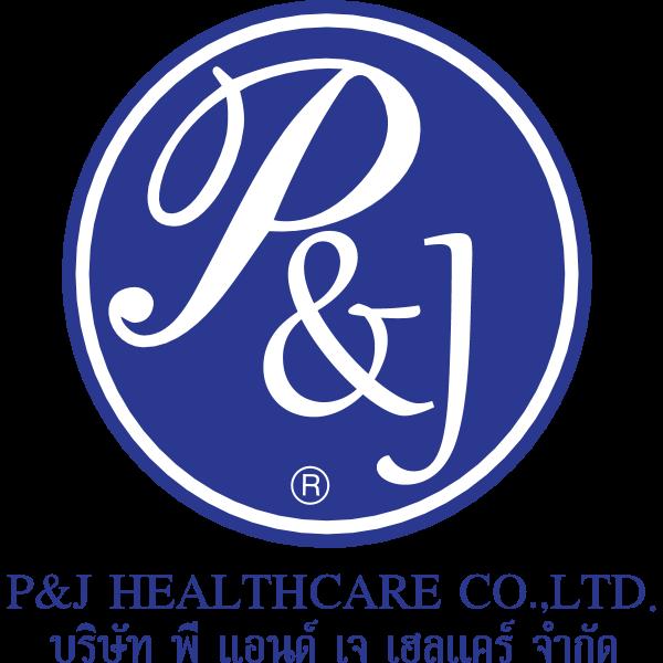 P&J Health Care Co.,Ltd. Logo ,Logo , icon , SVG P&J Health Care Co.,Ltd. Logo