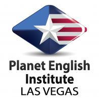 Planet English Institute Las Vegas Logo ,Logo , icon , SVG Planet English Institute Las Vegas Logo