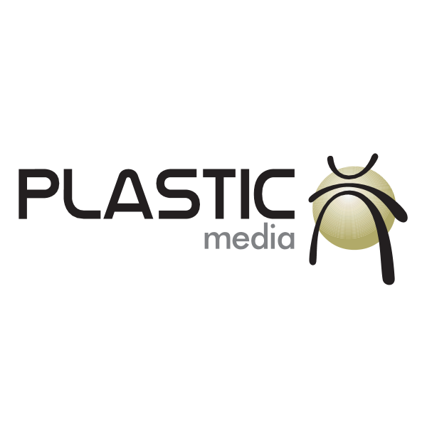 Plastic Media Logo ,Logo , icon , SVG Plastic Media Logo