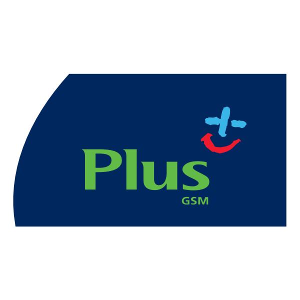 Plus GSM Logo ,Logo , icon , SVG Plus GSM Logo