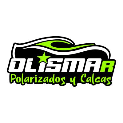 Polarizados Y Calcas   OLISMAR Logo ,Logo , icon , SVG Polarizados Y Calcas   OLISMAR Logo