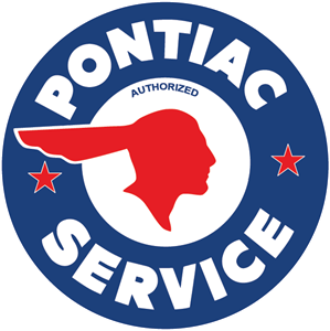 Pontiac Service Logo ,Logo , icon , SVG Pontiac Service Logo