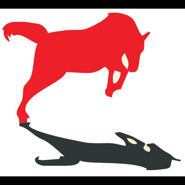 Pony Express Logo ,Logo , icon , SVG Pony Express Logo