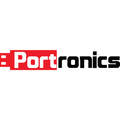 Portronics_Logo ,Logo , icon , SVG Portronics_Logo