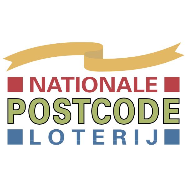 Postcode Loterij ,Logo , icon , SVG Postcode Loterij