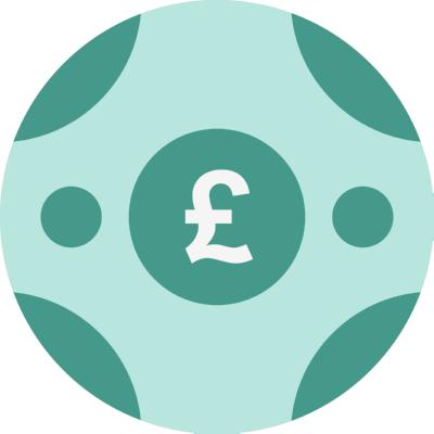 pound ,Logo , icon , SVG pound