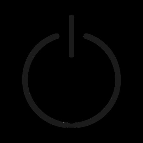 power ,Logo , icon , SVG power