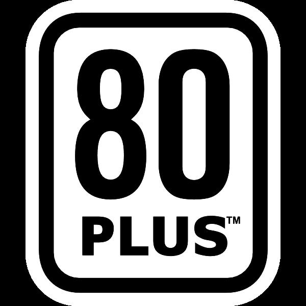 Power Supply 80 PLUS Certification Logo
