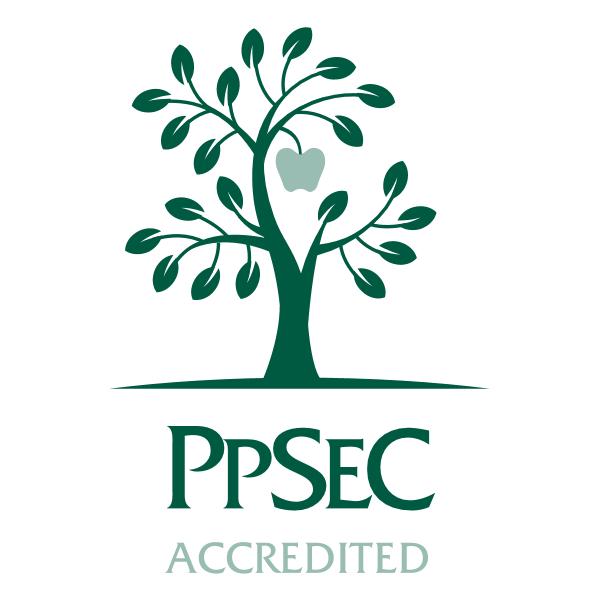 PPSEC Accredited Logo ,Logo , icon , SVG PPSEC Accredited Logo