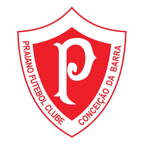 Praiano Futebol Clube de Conceicao da Barra-ES Logo ,Logo , icon , SVG Praiano Futebol Clube de Conceicao da Barra-ES Logo