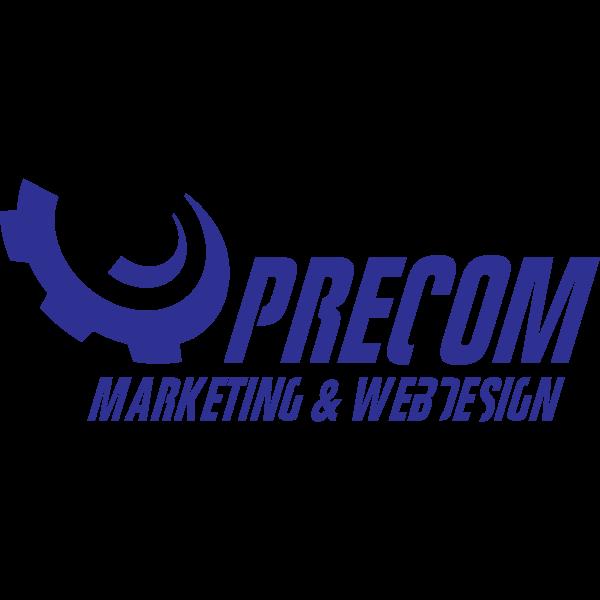Precom Marketing & Webdesign Logo ,Logo , icon , SVG Precom Marketing & Webdesign Logo