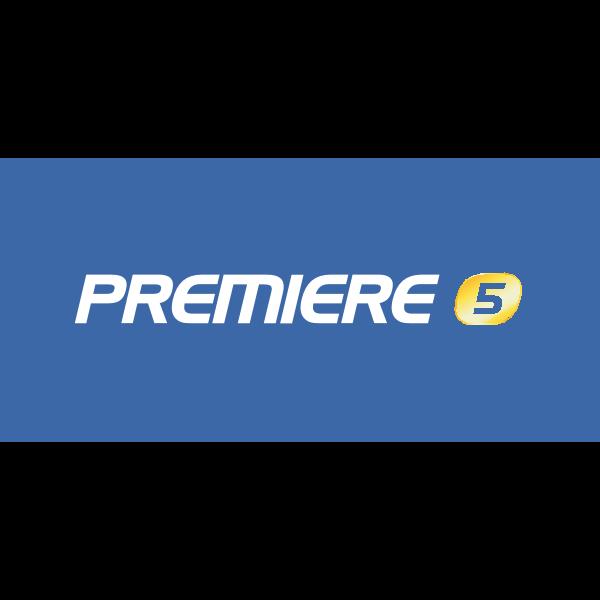 Premiere 5 Logo ,Logo , icon , SVG Premiere 5 Logo