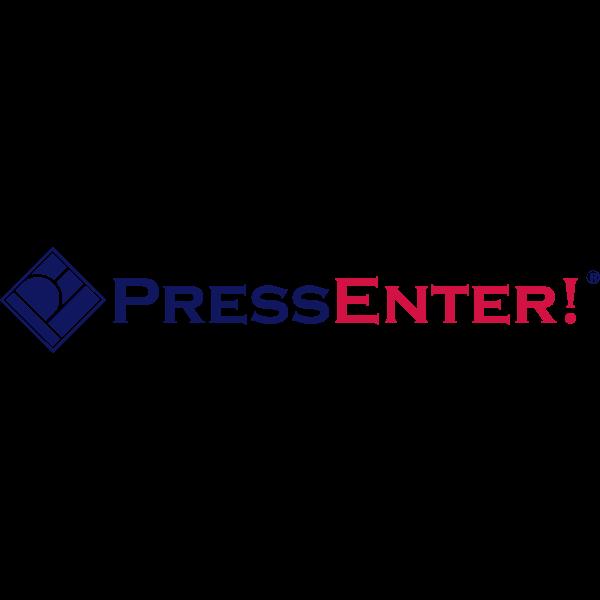 PressEnter! Logo ,Logo , icon , SVG PressEnter! Logo