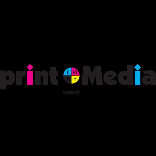 Print Media Kuwait Logo ,Logo , icon , SVG Print Media Kuwait Logo