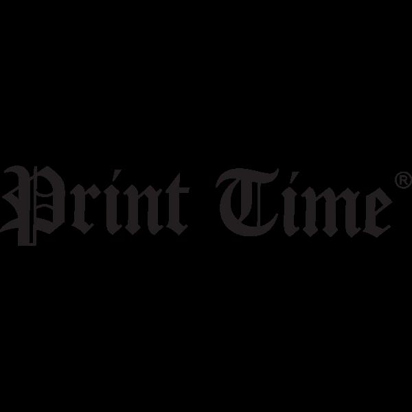 print time Logo ,Logo , icon , SVG print time Logo