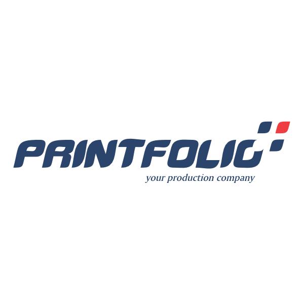 Printfolio Logo ,Logo , icon , SVG Printfolio Logo