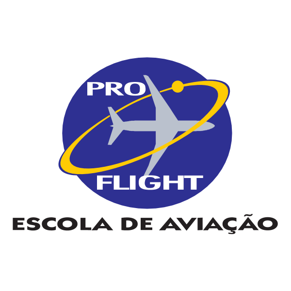 Pro Flight Logo ,Logo , icon , SVG Pro Flight Logo